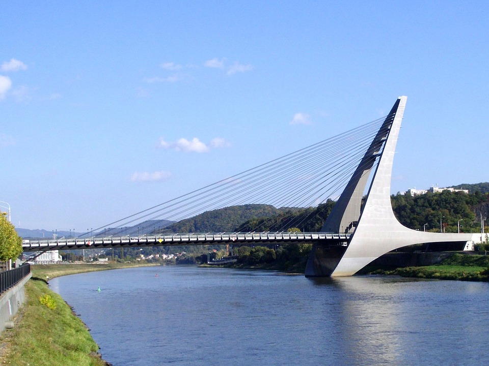 Ústecký most přes Labe
