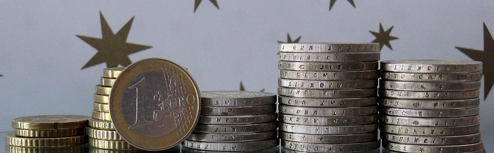 eura drobné mince