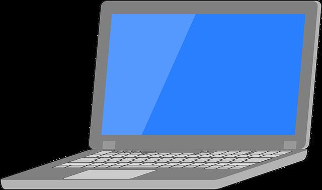 modrá obrazovka